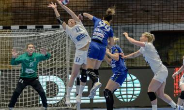 HANDBAL FEMININ:SCM RAMNICU VALCEA-CSKA MOSCOVA, LIGA CAMPIONILOR (16.01.2021)