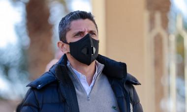 Răzvan Lucescu, în perioada în care antrena Al-Hilal / Foto: twitter@AlHilal Saudi Club