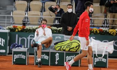 Rafael Nadal remporte les internationaux de tennis de Roland Garros ŕ Paris