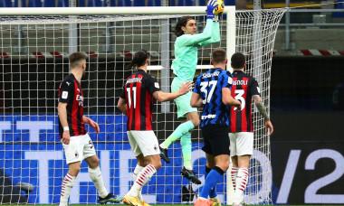 Inter vs Milan - Coppa Italia 2020/2021