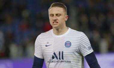 PSG v Lille, Ligue 1, Football, Parc des Princes, Paris, France - 22 Nov 2019