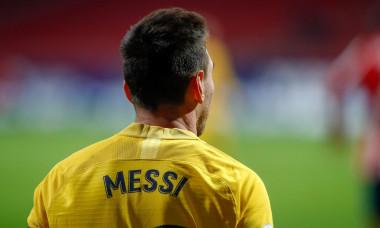 Soccer: La Liga - At Madrid v FC Barcelona, Spain - 21 Nov 2020