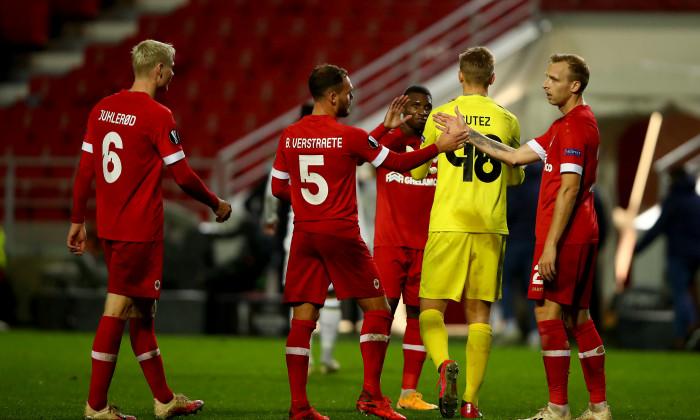 Royal Antwerp v Tottenham Hotspur: Group J - UEFA Europa League