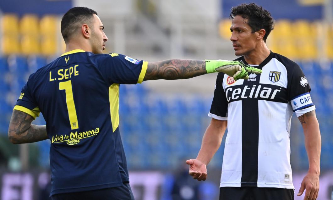 Parma vs Lazio - Serie A TIM 2020/2021