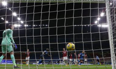 Internazionale v AC Milan - Coppa Italia - Quarter Final - Giuseppe Meazza