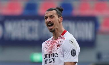 Bologna vs Milan - Serie A TIM 2020/2021
