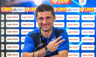 Andrei Cristea este noul antrenor al lui Poli Iași / Foto: Facebook@CSMPolitehnicaIasiOficial