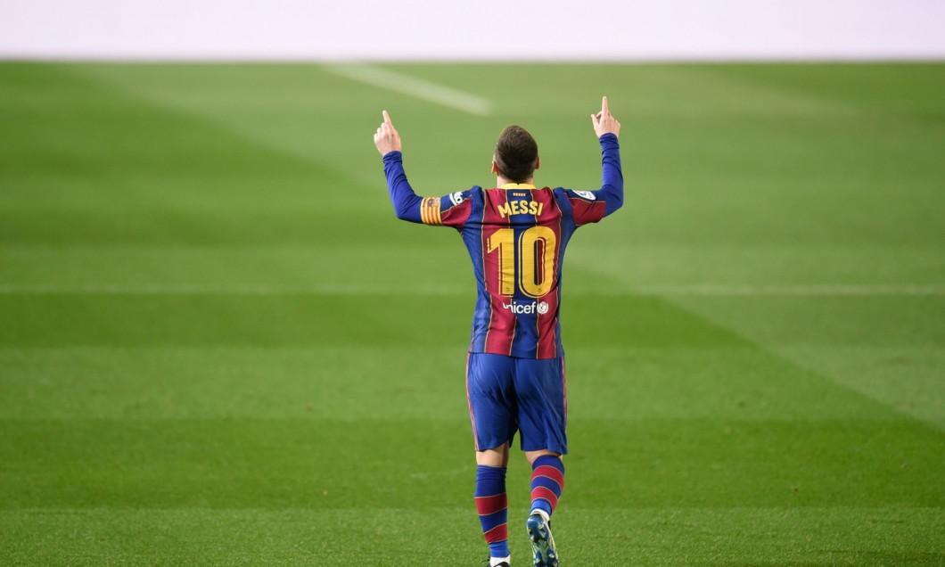 FC Barcelona v Athletic Club, LaLiga Santander, date 21. Football, Camp Nou Stadium, Barcelona, Spain - 31 JAN 2021