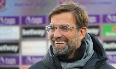 Jurgen Klopp, managerul lui Liverpool / Foto: Profimedia