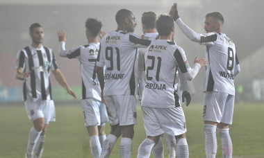 FOTBAL:FC VOLUNTARI-ASTRA GIURGIU, LIGA 1 CASA PARIURILOR (3.02.2021)