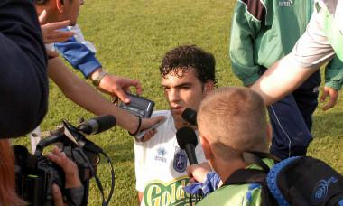 FOTBAL:U CRAIOVA-STEAUA 0-1 DIVIZIA A (30.05.2004)