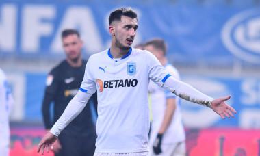 Andrei Ivan, fotbalistul Universității Craiova / Foto: Sport Pictures