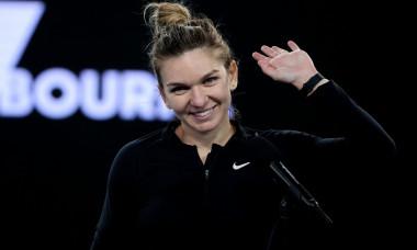 Simona Halep, locul doi WTA / Foto: Profimedia