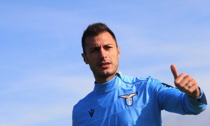 SS Lazio Training Session