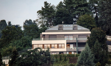 *EXCLUSIVE* *STOCK IMAGES* Pictures of the Portugese and Juventus footballer, Cristiano Ronaldo's house in Turin.