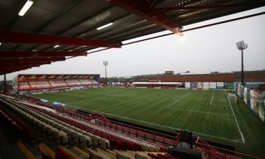 Hamilton Academical v Celtic - Scottish Premiership - Fountain of Youth Stadium