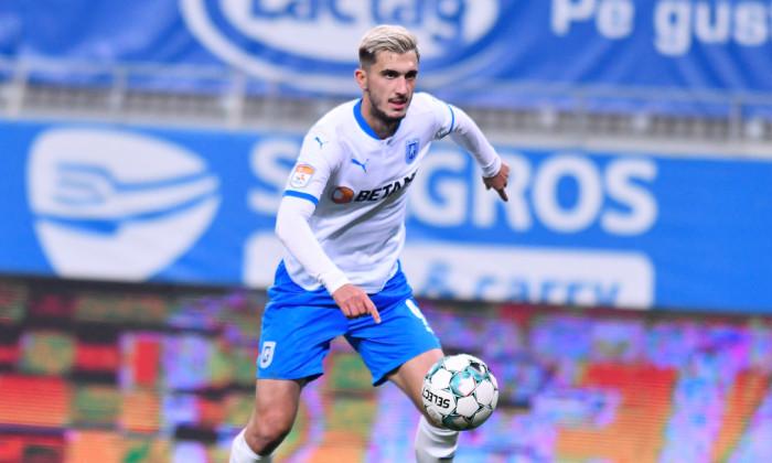 Andrei Ivan, atacantul Craiovei / Foto: Sport Pictures