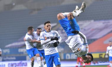 Andrei Ivan, după golul marcat în meciul cu Dinamo / Foto: Sport Pictures