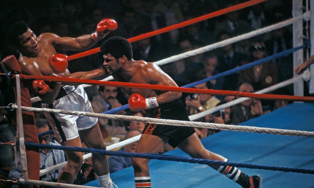 Muhammad Ali vs. Leon Spi