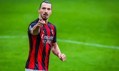 Zlatan Ibrahimovic, atacantul lui AC Milan / Foto: Profimedia