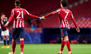 UEFA Champions League Group A stage match, Atletico de Madrid v Bayern Munich