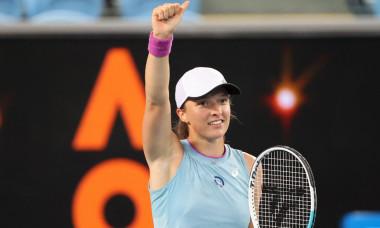 Iga Swiatek, locul 17 WTA / Foto: Profimedia