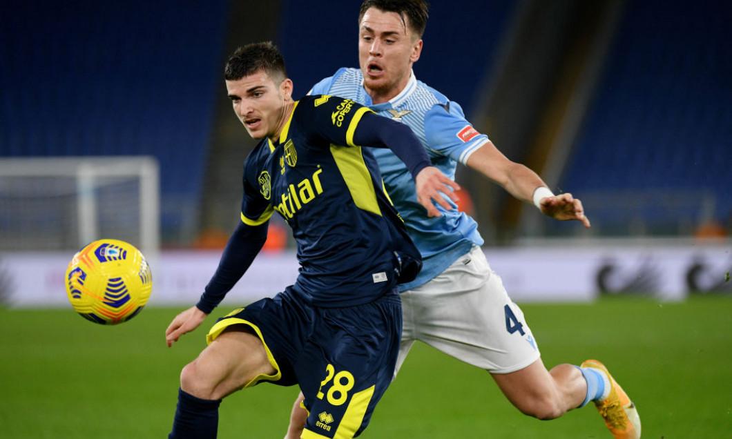 SS Lazio v Parma Calcio - Coppa Italia