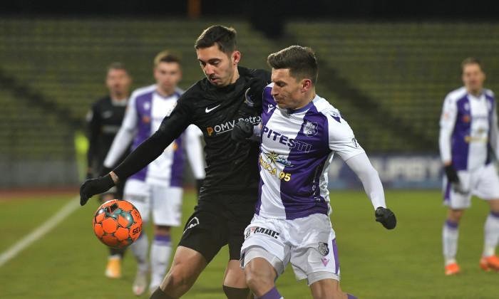 FOTBAL:FC ARGES-FC VIITORUL CONSTANTA, LIGA 1 CASA PARIURILOR (12.02.2021)