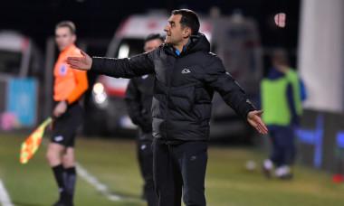 Cătălin Anghel, antrenorul de la Viitorul / Foto: Sport Pictures