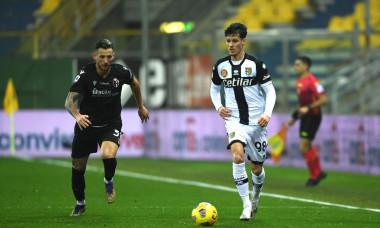 Soccer: Serie A 2020-2021 : Parma 0-3 Bologna