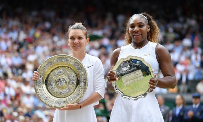 Antoine Couvercelle - Finale femme du tournoi de Wimbledon &quot
