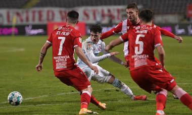 FOTBAL:DINAMO BUCURESTI-FCSB, CUPA ROMANIEI (10.02.2021)