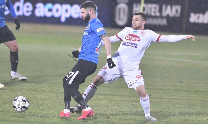 FOTBAL:FC VIITORUL CONSTANTA-SEPSI OSK SFANTU GHEORGHE, LIGA 1 CASA PARIURILOR (26.01.2021)