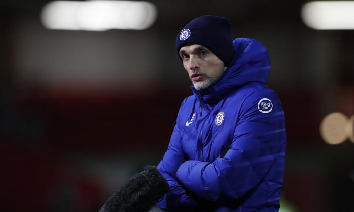 Thomas Tuchel, antrenorul lui Chelsea / Foto: Getty Images