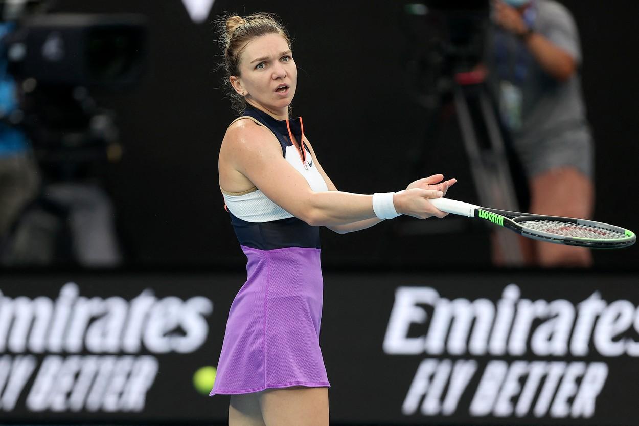 """Simona Halep, de 5,5 la primul Grand Slam al anului: """"A cedat prea ușor!"""" Ce note au luat Serena Williams și Naomi Osaka"""