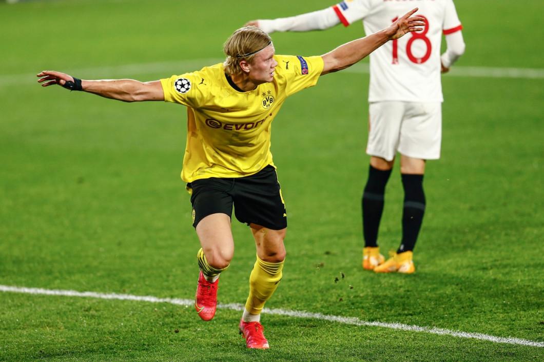 ESP: Sevilla FC-Borussia Dortmund. La Liga Santander.