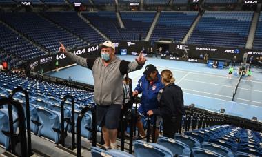 Australian Open Tennis, Day Five, Melbourne Park, Australia - 12 Feb 2021