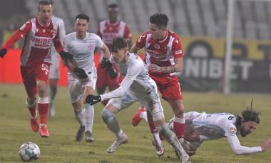 FOTBAL:DINAMO BUCURESTI-FCSB, LIGA 1 CASA PARIURILOR (3.02.2021)
