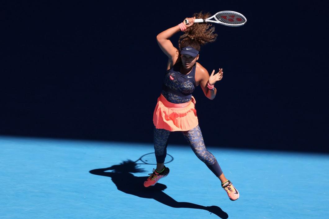 Tennis Australian Open Day 11, Melbourne, USA - 18 Feb 2021