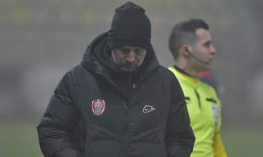 Edi Iordănescu, antrenorul de la CFR Cluj / Foto: Sport Pictures