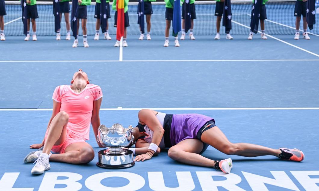 Australian Open Tennis, Day Twelve, Melbourne Park, Australia - 19 Feb 2021