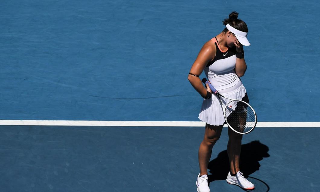 Australian Open Tennis, Day Three, Melbourne Park, Australia - 10 Feb 2021
