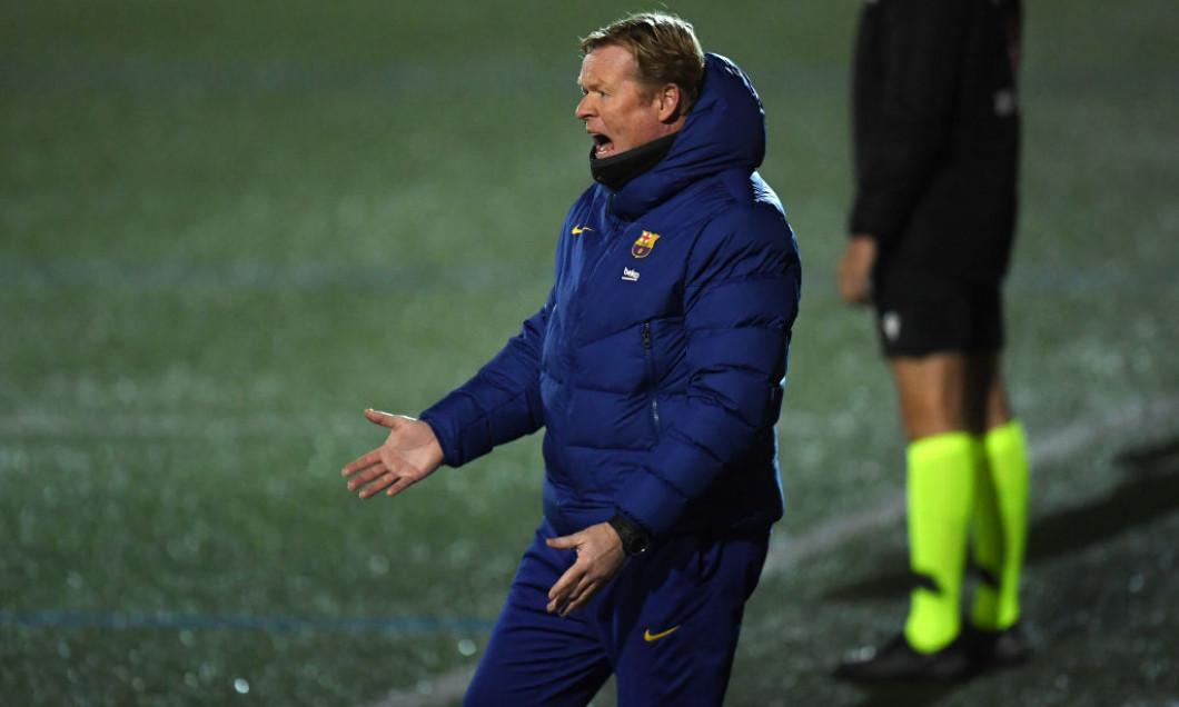 Cornella v FC Barcelona - Copa del Rey