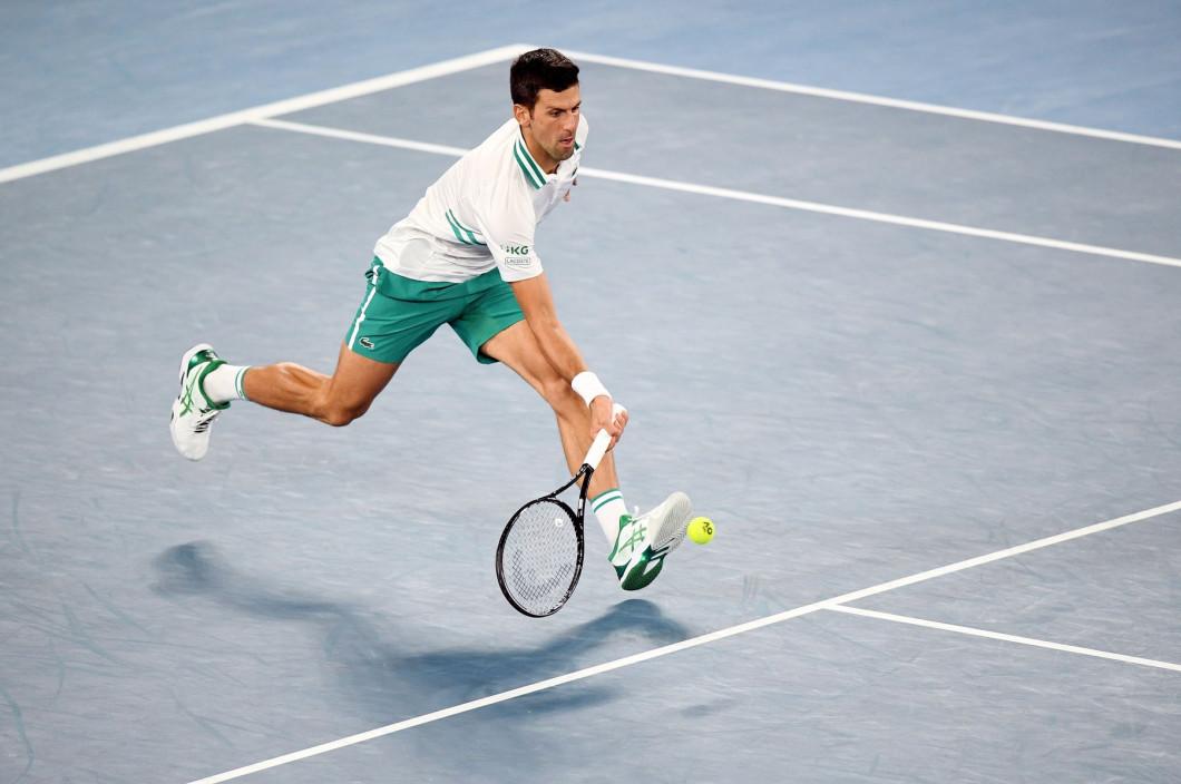 Australian Open Tennis, Day Fourteen, Melbourne Park, Australia - 21 Feb 2021
