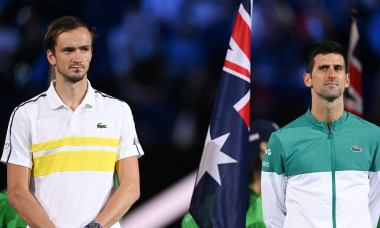 Australian Open Tennis, Day Fourteen, Melbourne Park, Australia - 21 Feb 2021