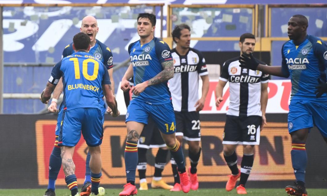 Parma - Udinese 2-2 / Foto Profimedia