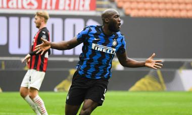 (SP)ITALY MILAN FOOTBALL SERIE A AC MILAN VS FC INTER