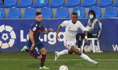 LaLiga: SD Huesca vs Real Madrid