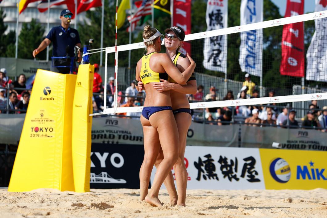 FIVB Beach Volleyball World Tour Tokyo 2019