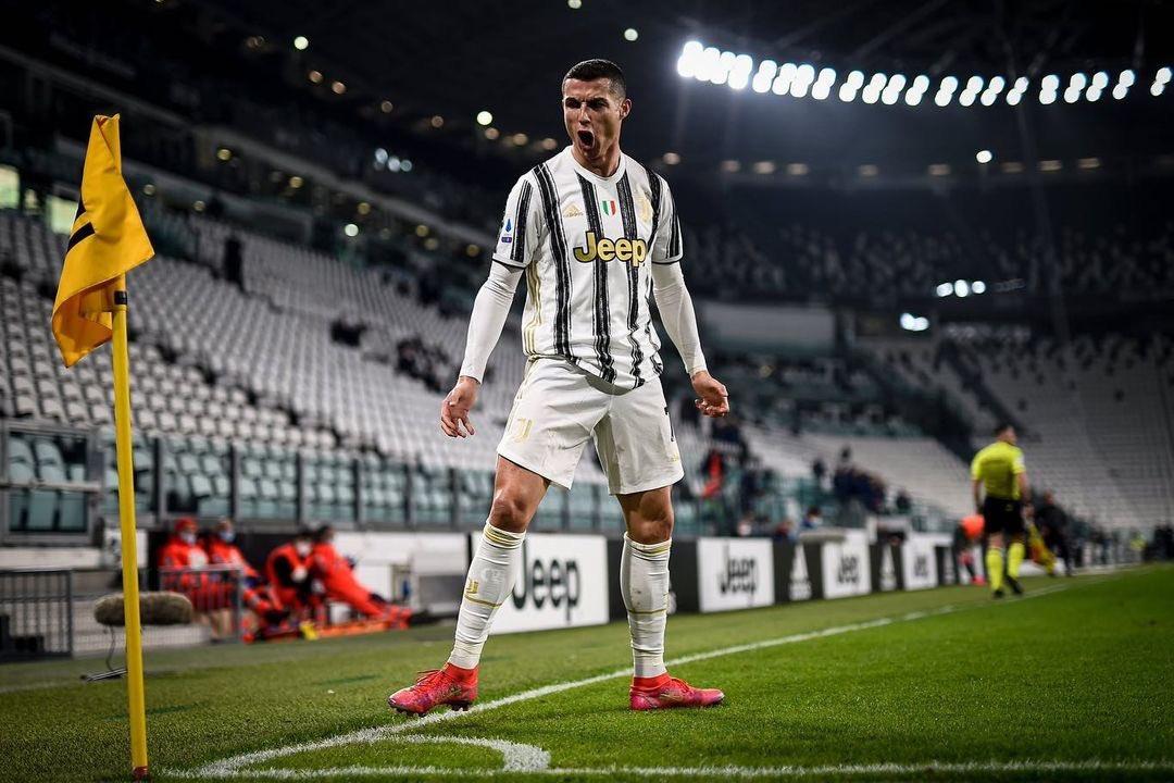 Ce a postat Cristiano Ronaldo după ce l-a întrecut pe Lukaku şi a redevenit lider în TOPUL golgheterilor din Serie A